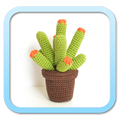 Cactus Citron Boule Lemon Ball PDF Amigurumi Small Link
